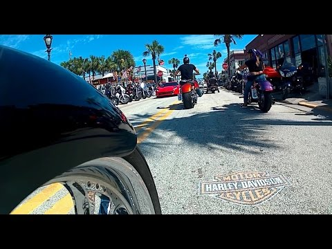 2016 Daytona Beach Biketoberfest - From October 13th to October 16th 2016