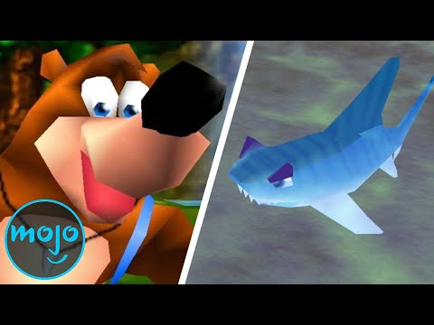 Top 10 Greatest Video Game Sharks Ever