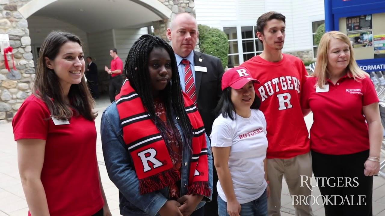 The Brookdale-Rutgers Partnership - Brookdale Community