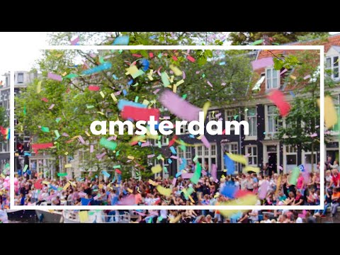 TRAVEL DIARY : AMSTERDAM