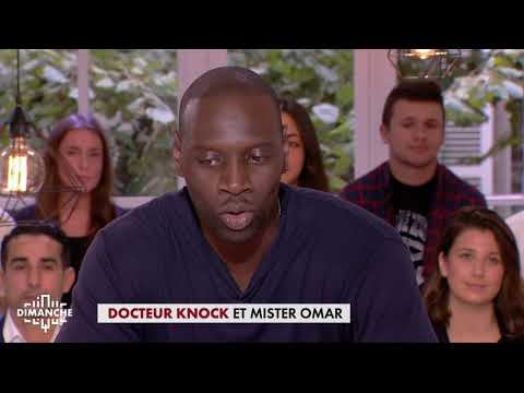 L' d'Omar Sy  Clique Dimanche du 0810  CANAL
