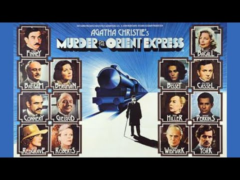 Agatha Christie's MORD IM ORIENT EXPRESS - MURDER ON THE ORIENT EXPRESS - Trailer (1974, English)