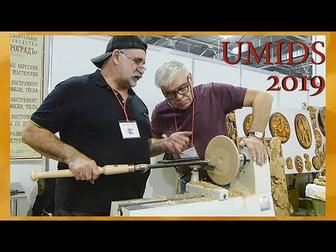Мебельная выставка UMIDS 2019 моими глазами!