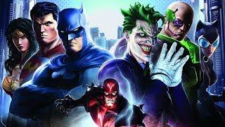 ТОП 10 фильмов от DC