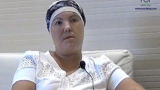 Саркома яичников - лечение в Израиле (отзыв)(, 2014-03-03T13:44:33.000Z)
