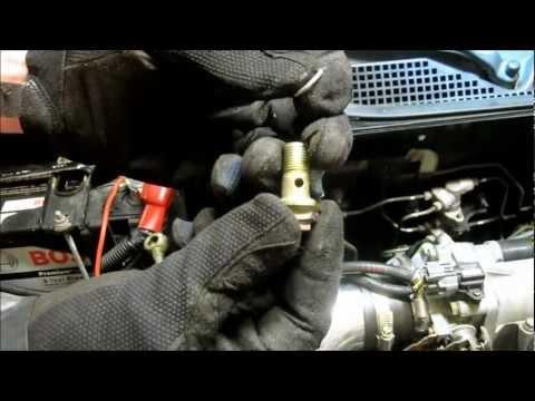 1998 honda civic bad fuel filter