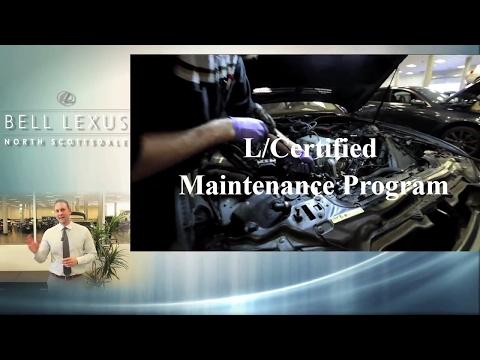 L Certified Maintenance Program