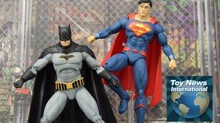 "DC Icons Justice League 7-Pack 6"" Rebirth Batman Figure Review"
