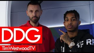 DDG on blogging success, new album title, doing music, Givenchy - Westwood