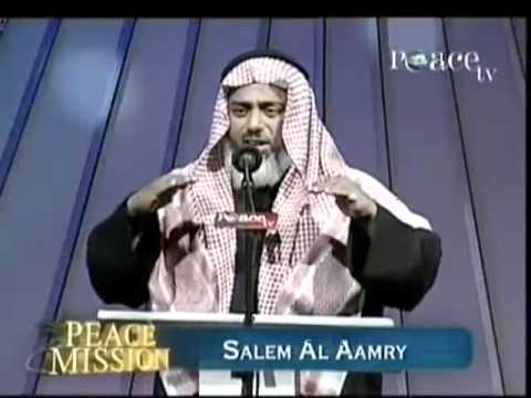 Seven Obstacles in the Way of Paradise - Sheikh Salem al-Amry