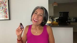 Clase aceites esenciales Gabriela Fernández
