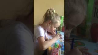 Женька 6,7 лет. Аутизм.