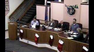 Fargo Park Board Meeting December 11, 2019
