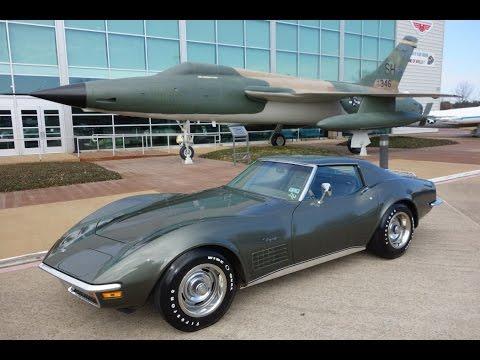 1972 Corvette Stingray Youtube
