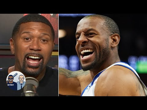 Jalen Rose is on the lookout for Andre Iguodala to the Lakers | Jalen & Jacoby