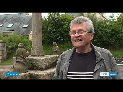 Zenviron, une application brestoise pour découvrir le patrimoine caché - - France 3 Bretagne