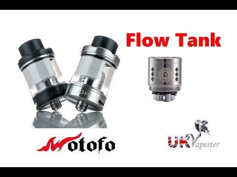 Wotofo FLOW Tank Review | Best Flavour Sub-Ohm Tank!