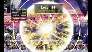 MapleStory Lab Server Level 200 Speedrun!