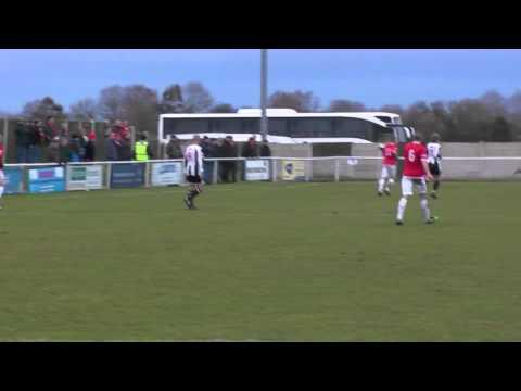 Retford 0-4 FC United, keeper Sam Ashton scores from 107 yards.