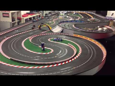 Carrera Digital 124 Porsche 917k Gesipa - 10 schnelle Runden auf dem DAYTKONA Interregional Speedway