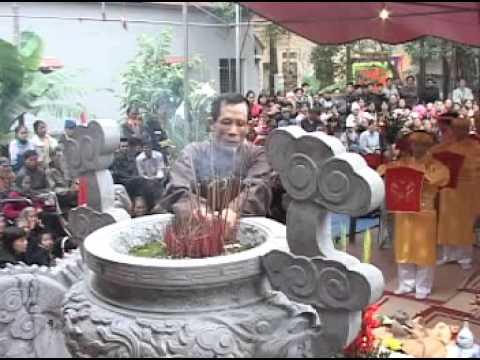 Lễ tế Đình làng: Thôn Dương - Yên Dương - Ý Yên - T.Nam Định: ngày 11/12/2014 (20/10) Giáp Ngọ
