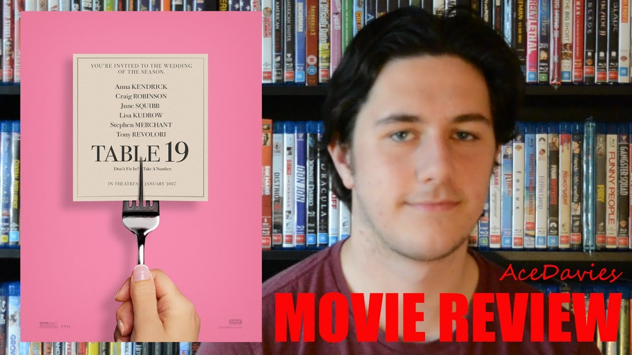 table 19 movie. table 19 movie review