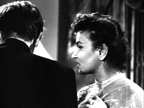 Raj Kapoor Learns Lesson Of Dishonesty - Shree 420 Most Viewed Scenes - Nadira