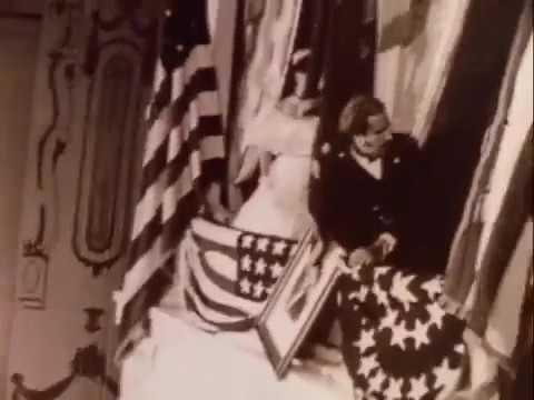 President Abraham Lincoln Assassination Scene