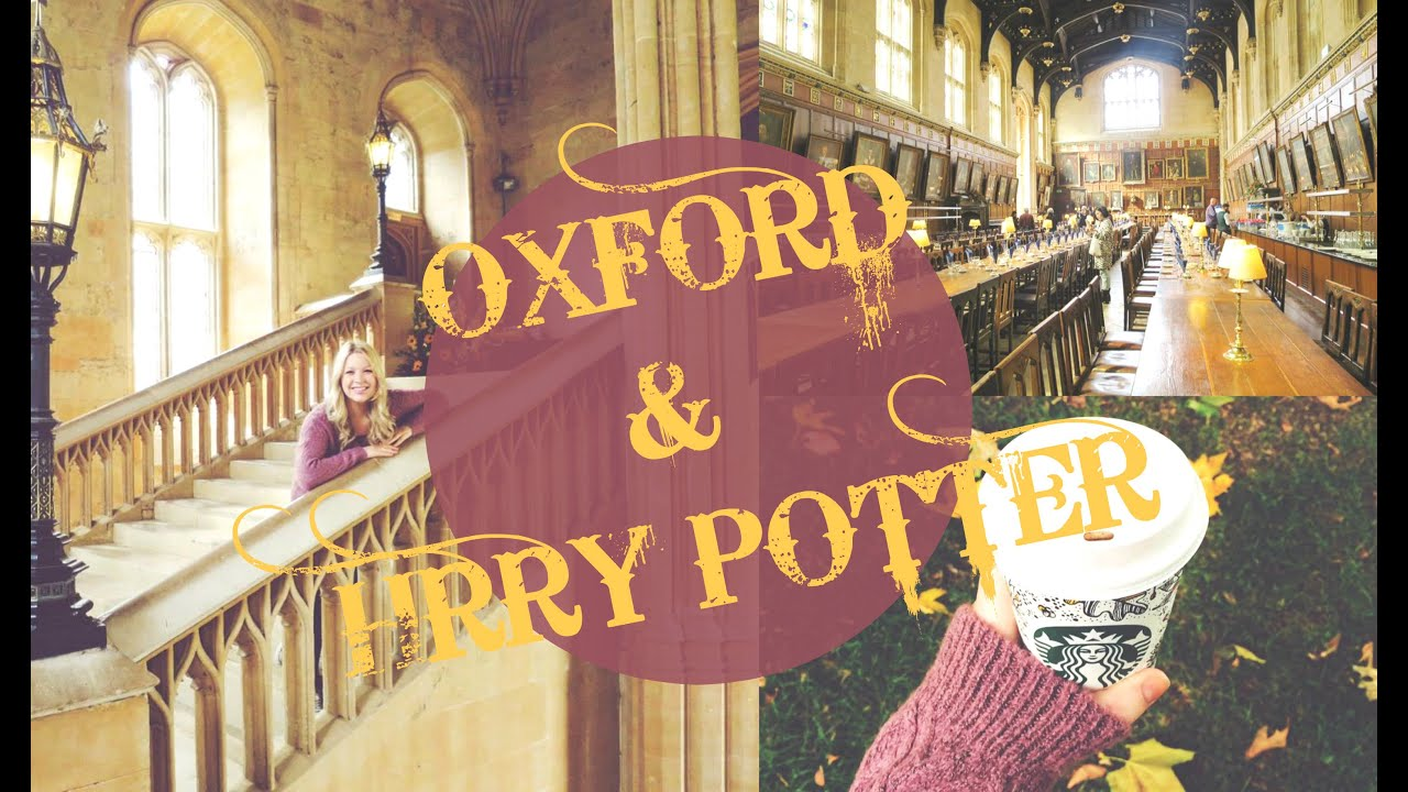 Oxford harry potter locations youtube oxford harry potter locations publicscrutiny Choice Image