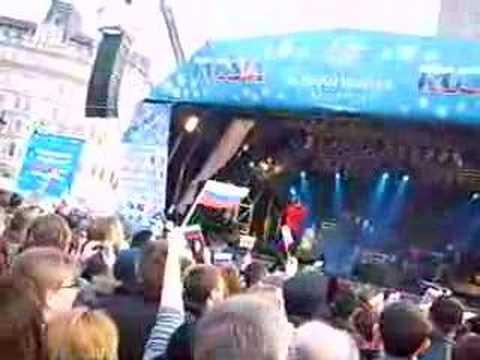 Russian Winter Festival 2008, London