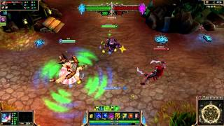 (OLD) Guqin Sona League of Legends Skin Spotlight