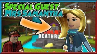 Roblox | With Mrs Samantha