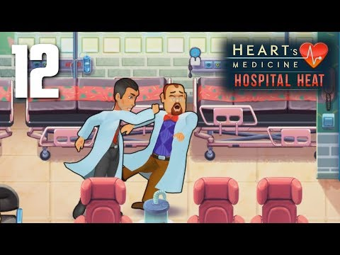 Heart's Medicine - Hospital Heat [12] The Last Straw