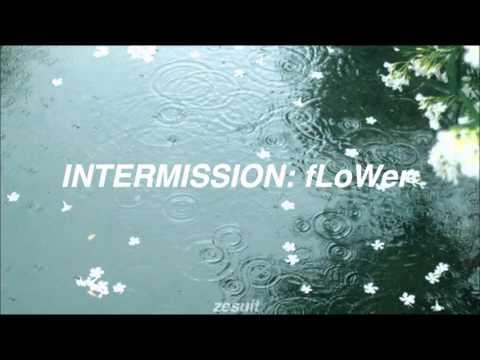 INTERMISSION: fLoWer (rainstorm version)