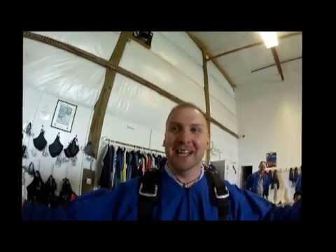 Dan Shea's Skydive Adventure