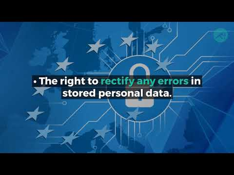 New EU General Data Protection Regulation(GDPR) Data Security Rules ‎Explained