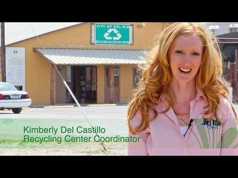 Recycling has never been easier in Del Rio!