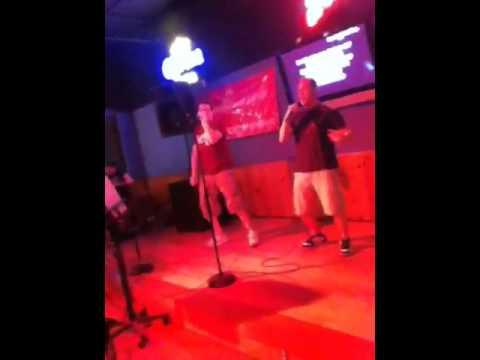 Karaoke! Calvin j and j labella