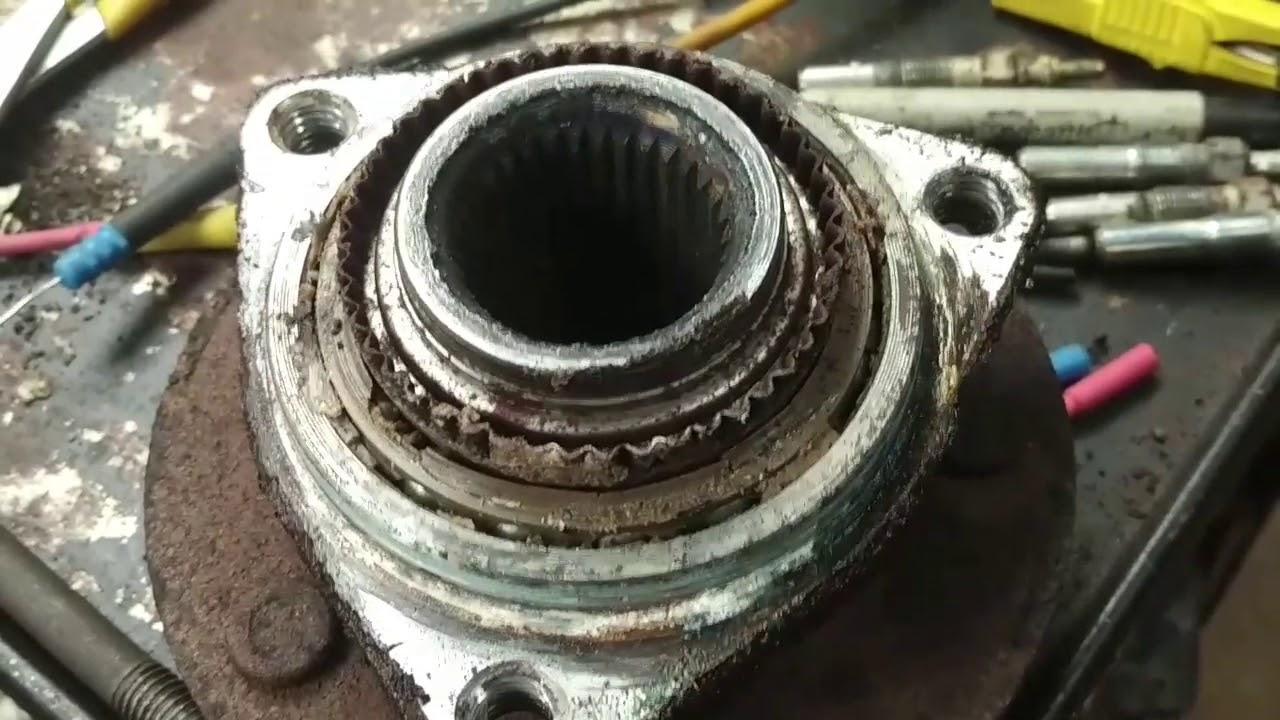 2010 Impala Wheel Speed Sensor Fault