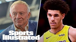 Jerry Jones Vs Roger Goodell, Should Lakers Be Concerned About Lonzo? | SI NOW | Sports Illustrated