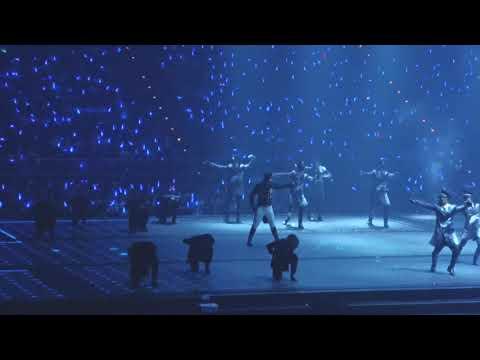 4K鐵幕誘惑+唱這歌+好想說聲謝謝你#郭富城舞林密碼世界巡迴演唱會台北站2019/9/14第二場