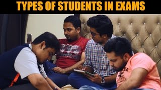 Types of Students in Exams | The Idiotz | Funny