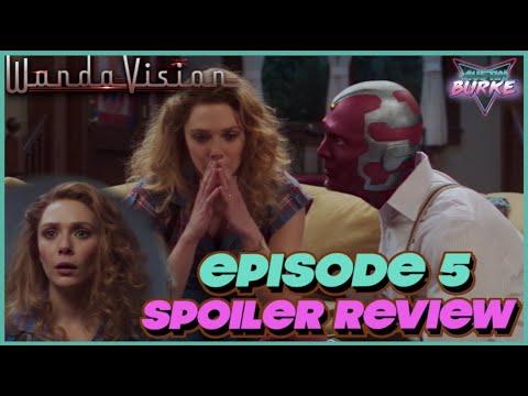 WandaVision episode 5 recap: The Disney Plus Marvel show goes ...