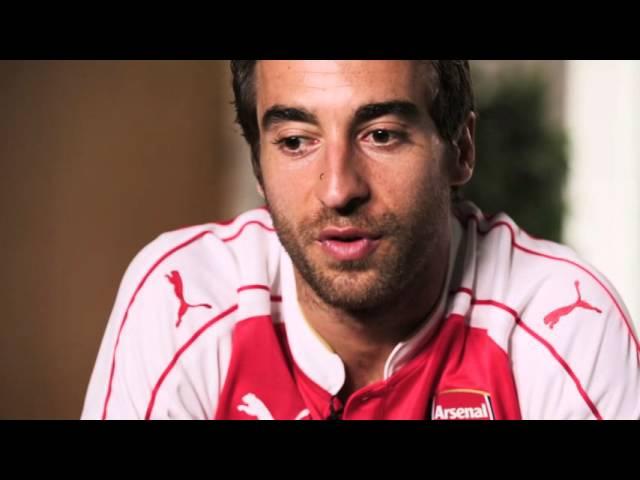 Mathieu Flamini: Arsenal Albums #1