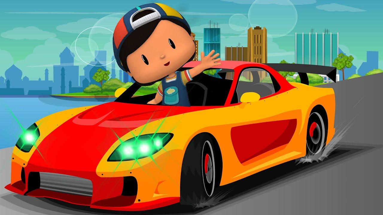 Pepee Araba Yarışı Youtube