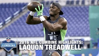 Laquon Treadwell (Ole Miss, WR) | 2016 NFL Combine Highlights