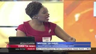 Dira ya Wiki - Mizani ya Haki : Haki kwa Waathiriwa kuepukana na Maporomoko wa Vyumba
