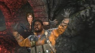Rise of the Tomb Raider: Stealth Gameplay Kills & Action Moments - Compilation Vol.1 (Xbox One X)
