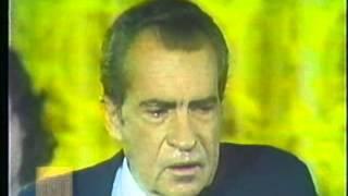 "Nixon: ""My mother was a saint."""