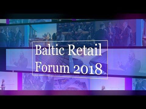 Baltic Retail Forum 2018 Vilnius